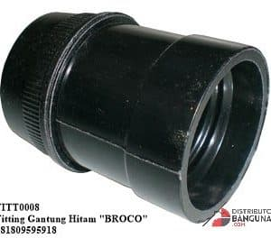 Distributor Fitting Lampu Di Bandung fitting-gantung-hitam-broco
