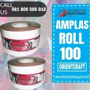 AMPLAS ROLL ORIENT CRAFT 100