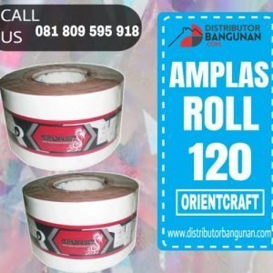 AMPLAS ROLL ORIENT CRAFT 120