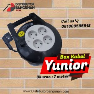 Box kabel Yunior
