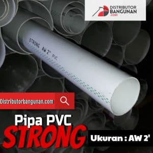 Pipa PVC Strong Aw 2