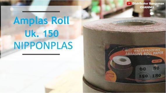 Amplas Roll Uk. 150 NIPPONPLAS