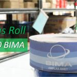 Amplas Roll Uk. 150 BIMA