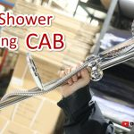 Hand Shower Tiang CAB