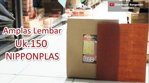 Amplas Lembar Uk. 150 NIPPONPLAS