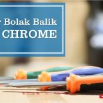 Obeng Bolak Balik 3 in 1 Biru CHROME