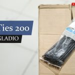 Kabel Ties Uk. 200 Hitam ELGLADIO