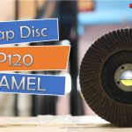 Flap Disc P120 CAMEL
